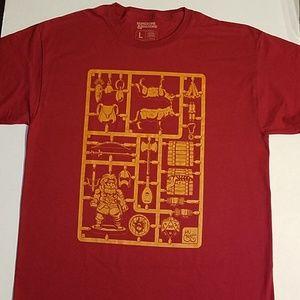 NWOT DnD Dungeons & Dragons T-shirt
